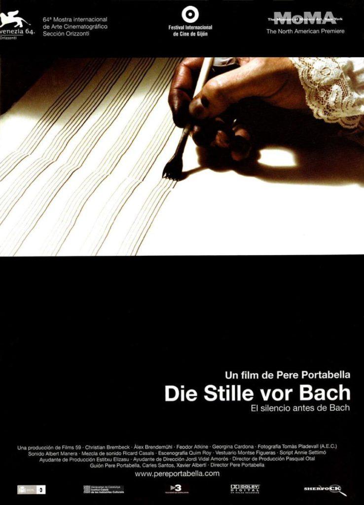 Il silenzio prima di Bach